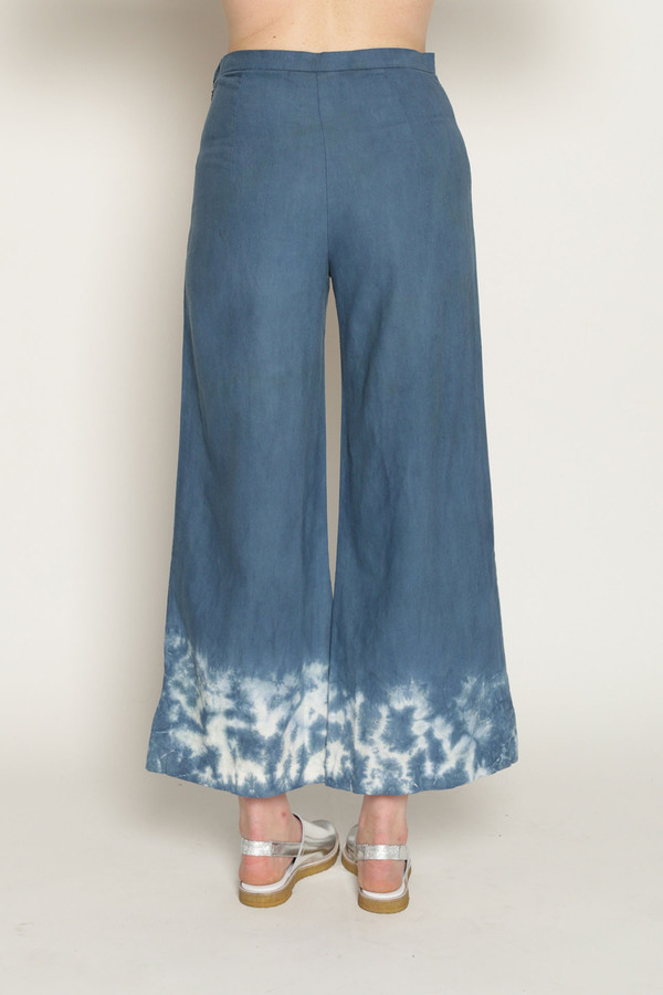 Upstate Lily Wide Leg in Indigo