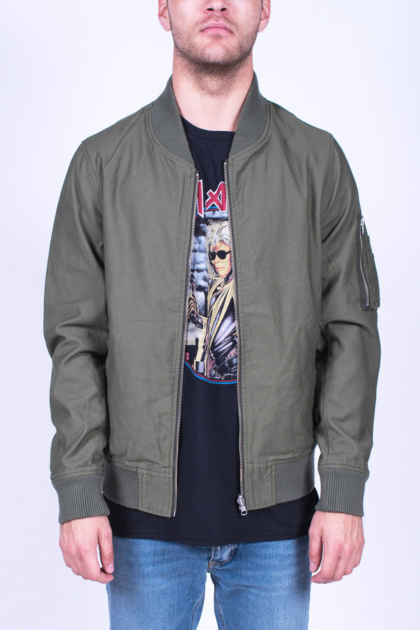 Men's 321 Bomber Jacket Olive