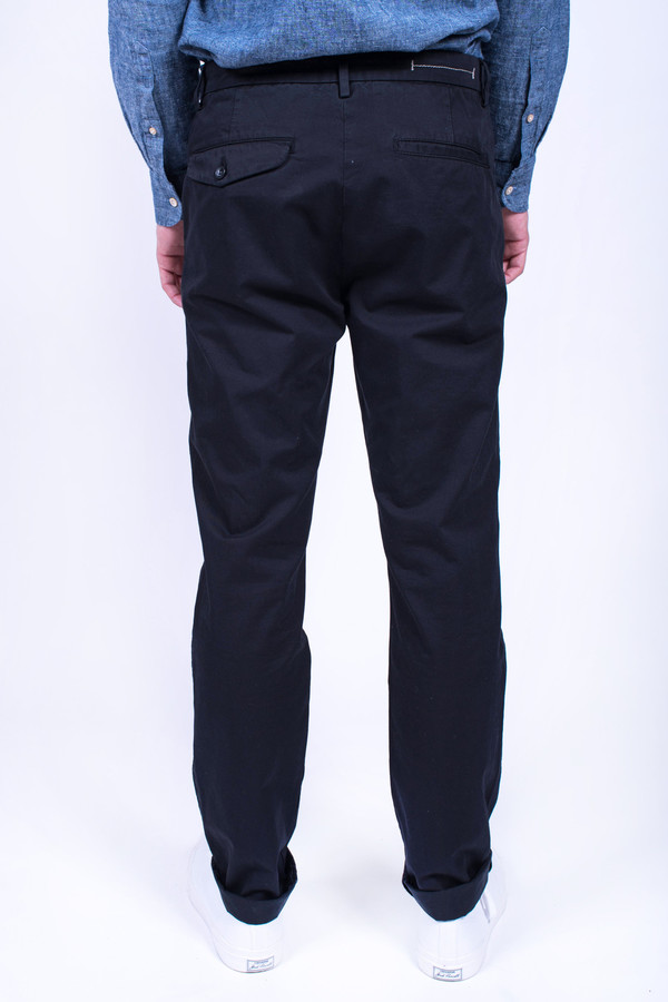 Men's Hope Regular Trouser Black