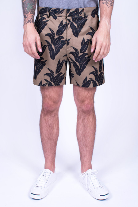 Men's Wood Wood Tomi Shorts Plantlife