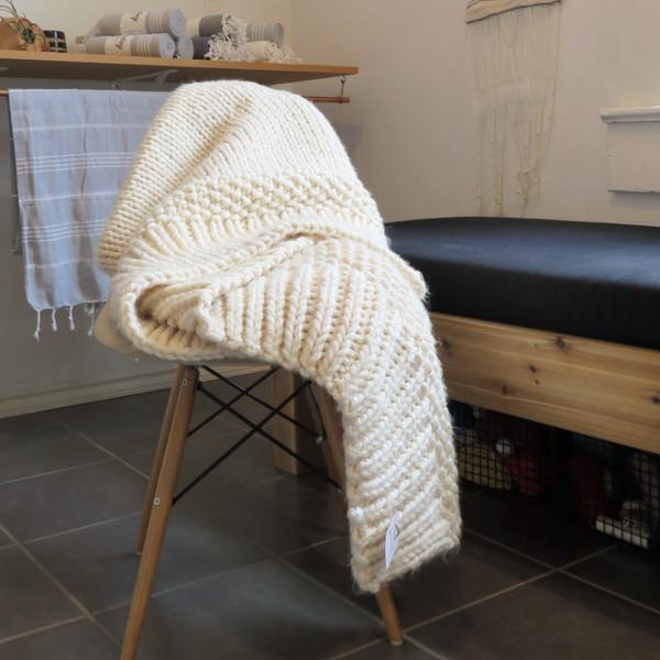 Picot Lynda's blanket
