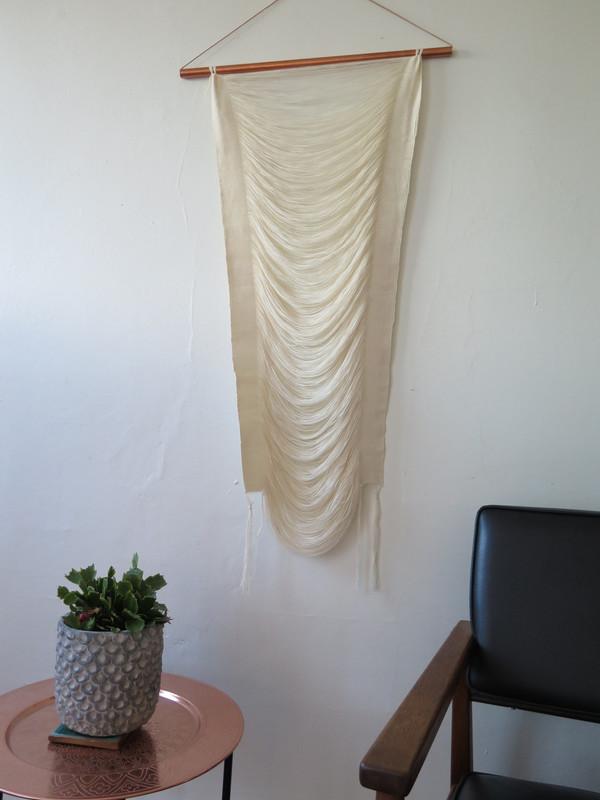 Britt Buntain Woven Wall Hanging - Freya