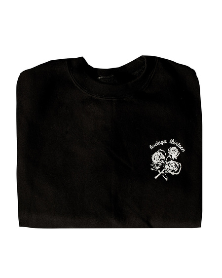 BODEGA THIRTEEN ROSE FLEECE