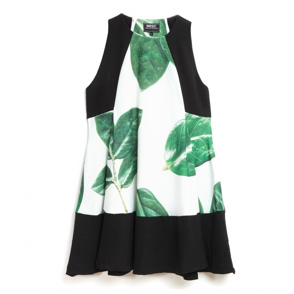 WESC Sheet Ankle Dress
