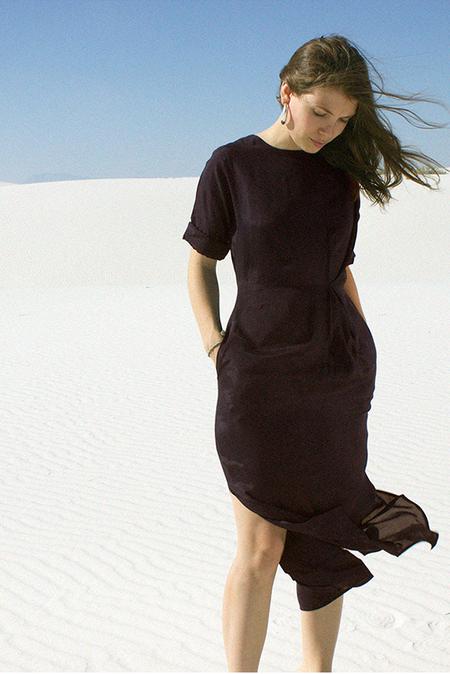 Ajaie Alaie Sorella Dress   Molasses