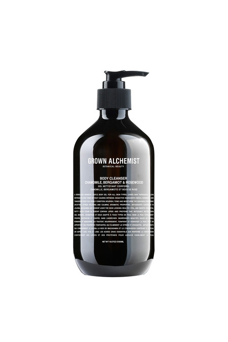 Unisex Grown Alchemist Body Cleanser | Chamomile Bergamot Rose