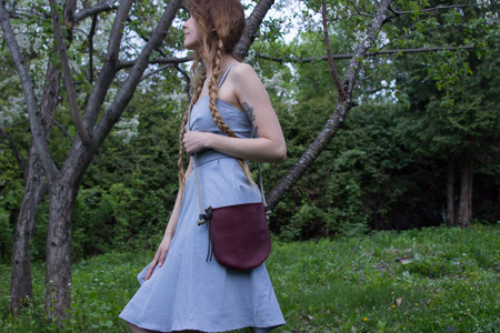 Heidi Martens Elsa Dress - Chambray