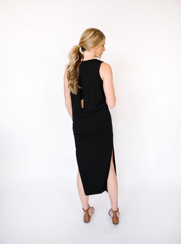 Lilya Solana Maxi Dress