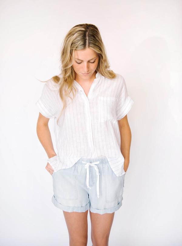 Whitney Sailor Stripe