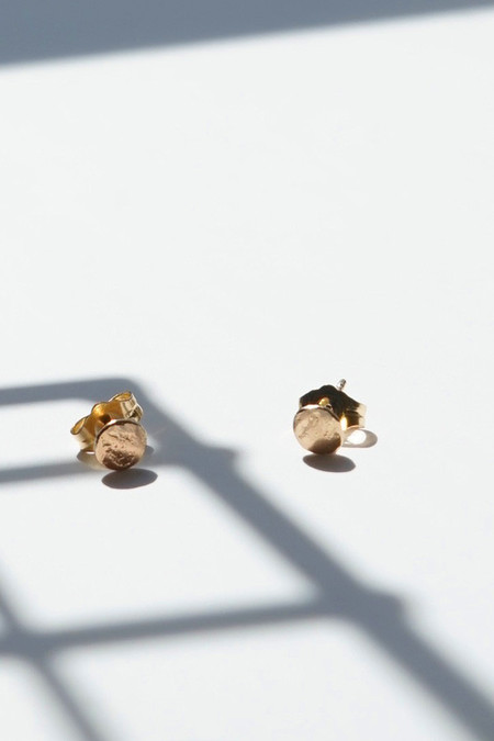 Nettie Kent Jewelry Terra Studs 14k Gold