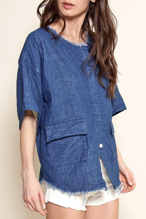 Atelier Delphine Savannah shirt jacket