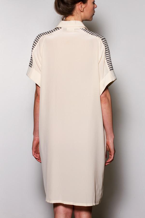 Voz Lineas Shirt Dress