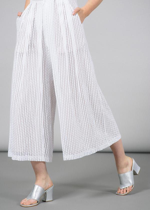 Rachel Comey Rhoads White Jumpsuit