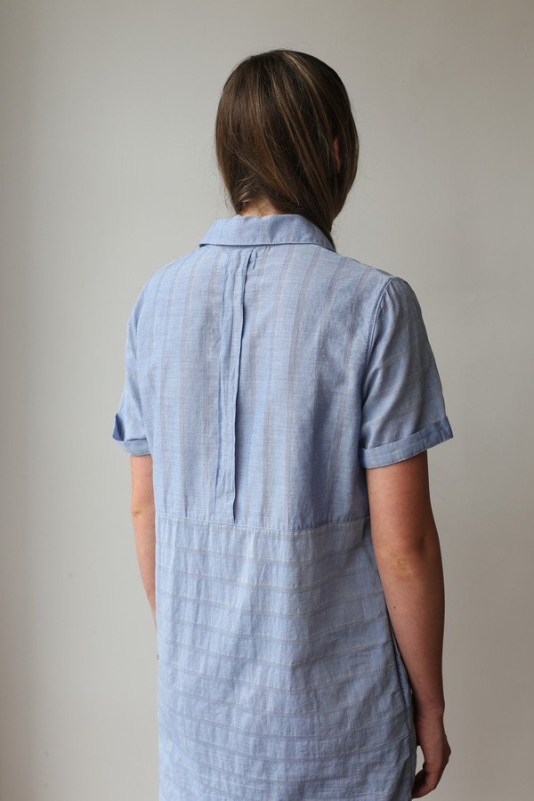 FRAME Denim Le Shirtdress