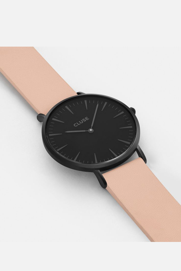 CLUSE WATCH La Boheme Full Black/Nude