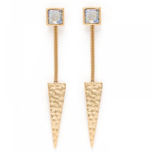 Anita K. Mermaid Earrings - Gold or Nickel Plated