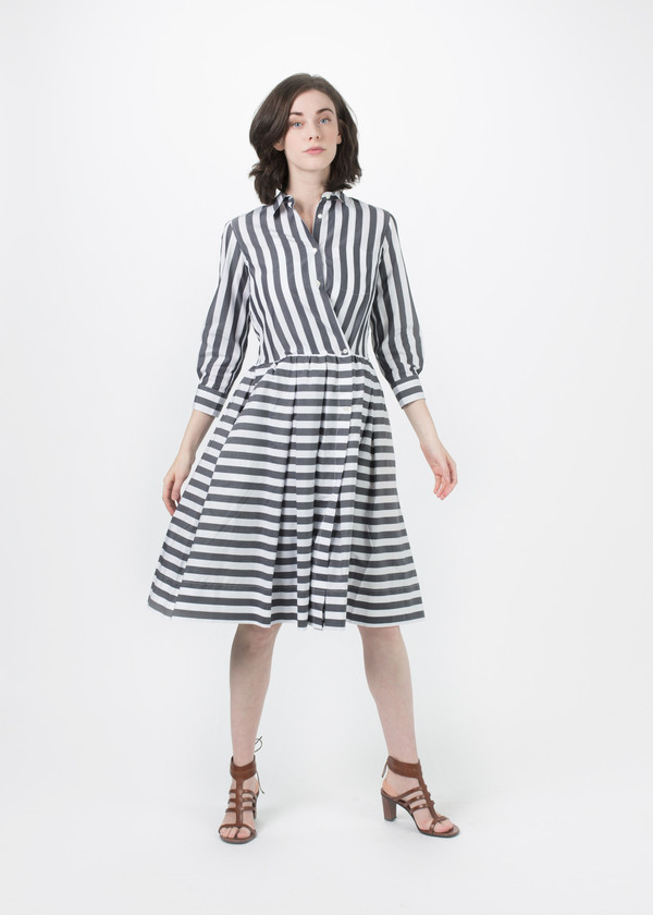 Sara Roka Elenat Dress with Belt