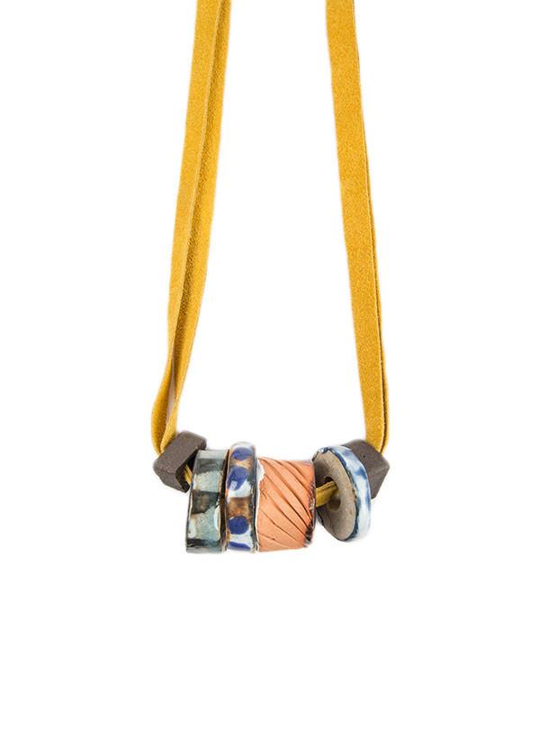 Bzippy & Co. Bead Necklace no.5