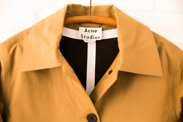 acne studios vallina mac