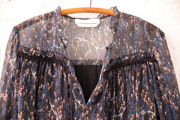 see by chloe woodstock blouse