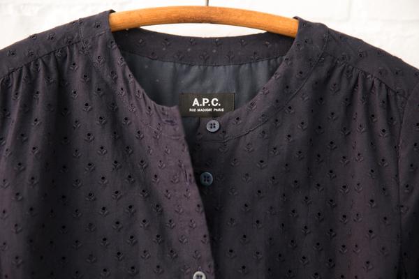 a.p.c. rosy dress