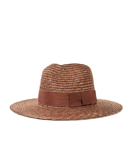 Brixton Joanna Hat Brown
