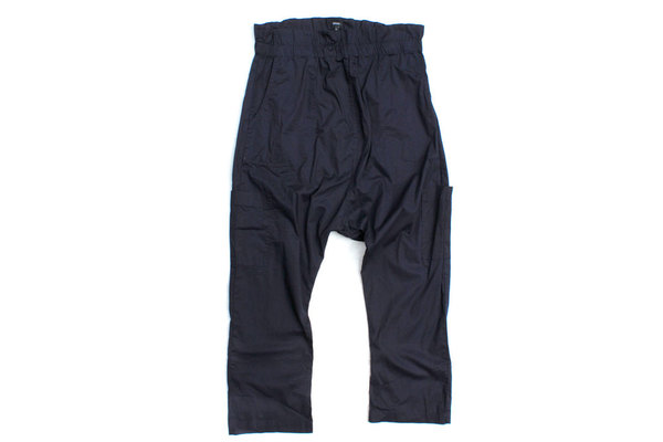 Pietsie Fez Pant in Navy Stretch Cotton