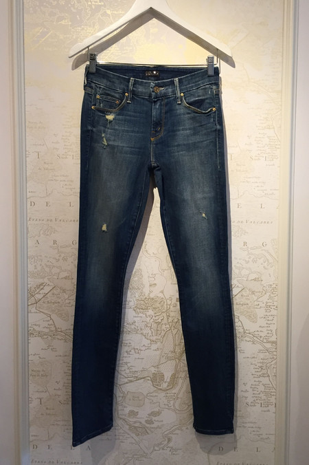 Mother Denim 'The Looker' in Rough it Up