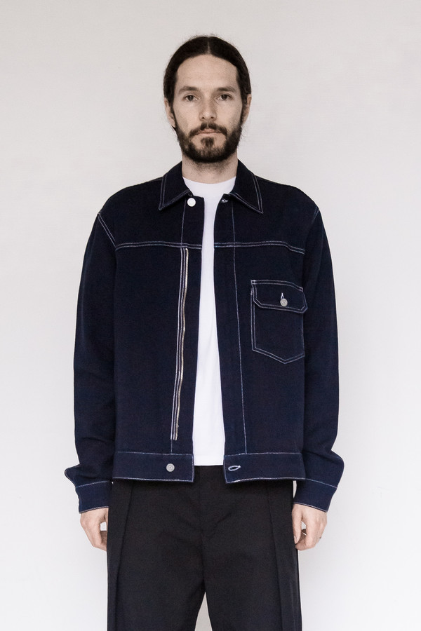 Our Legacy Cotton HZ Jean Jacket