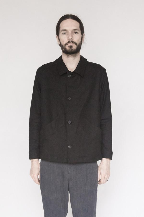David Michael Linen Revolutionary Jacket