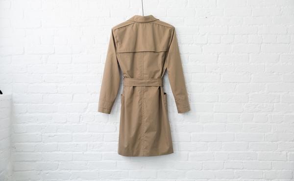 a.p.c. saint-germain trench coat