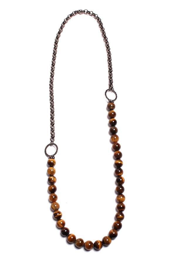 Grayling Panthera Convertible Necklace