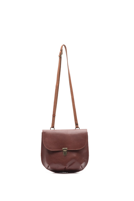 LOWELL PARTHENAIS CUIR COGNAC / COGNAC LEATHER