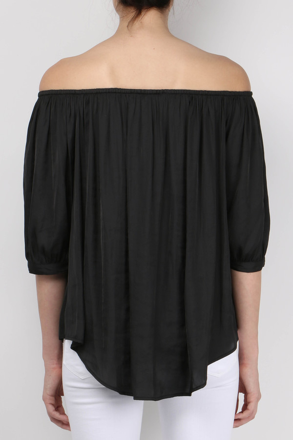 Smythe Gypset Blouse Black