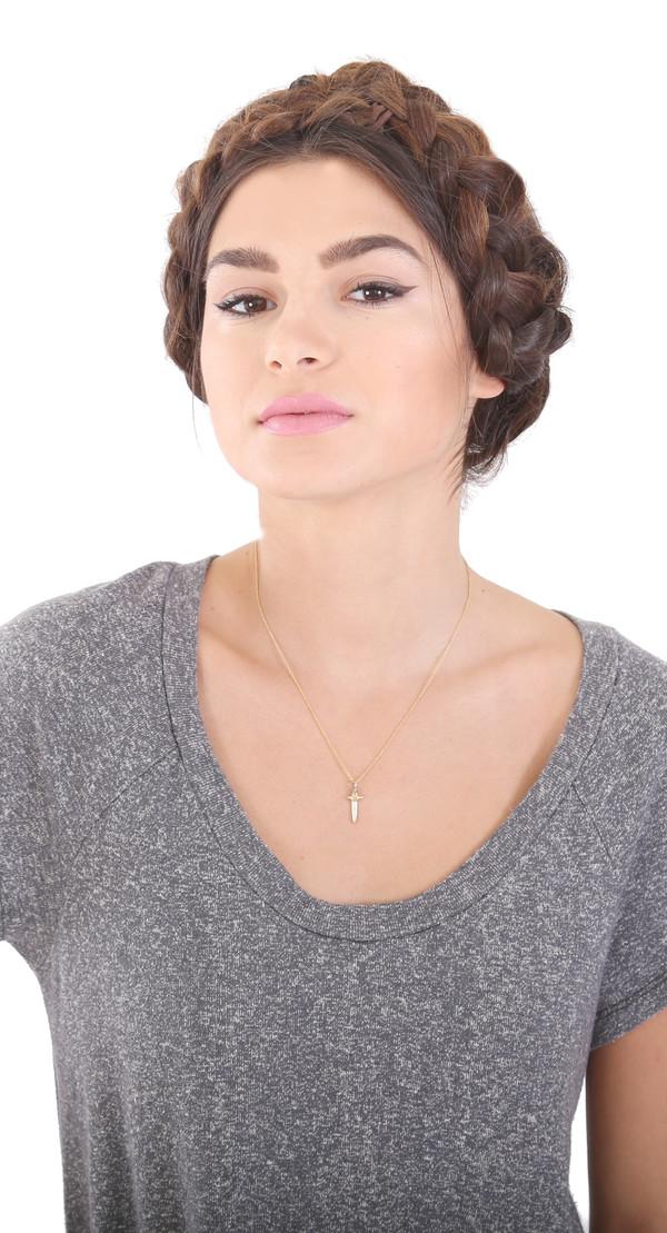 Sarah Dunn Dagger Necklace