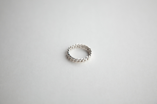 Muraco Wolfe Chain Ring