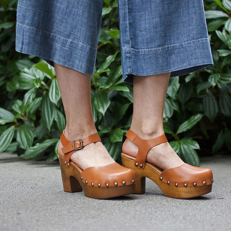 re-souL Tilda - Tan Clog