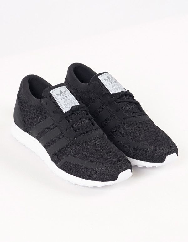 Adidas Men's Los Angeles Core Black White