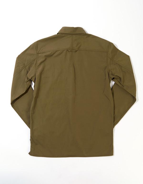 Fjallraven Greenland Shirt Tarmac