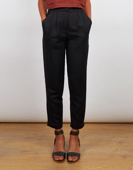 First Rite Narrow Trouser Black