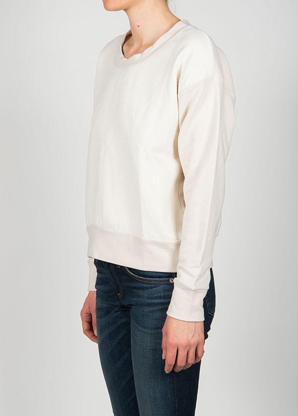 Kain Label - Georgina Sweatshirt in Ivory