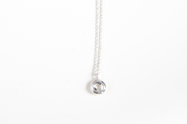 Muraco Wolfe Mini Donut Necklace