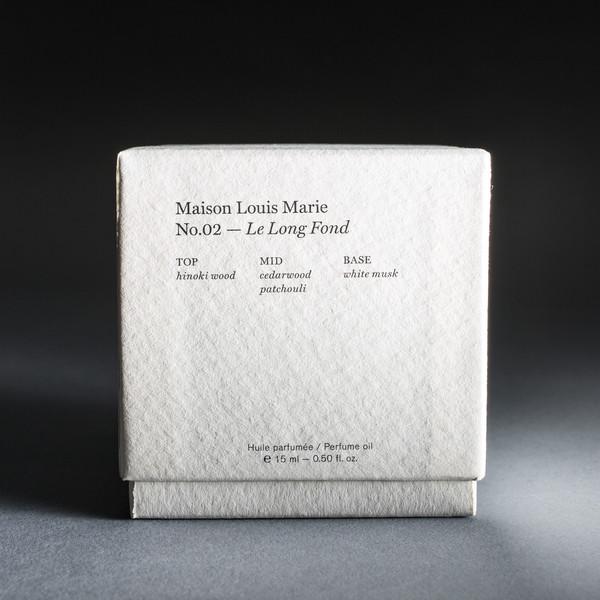 Maison Louis Marie Maison Louie Marie No.2 Le Long Fond Oil