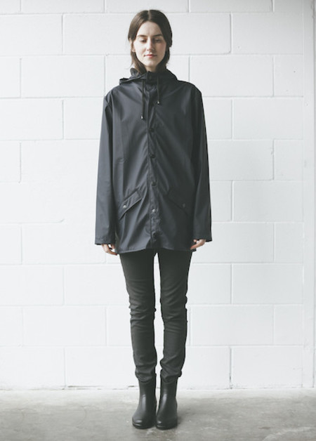 Rains - Jacket in Blue