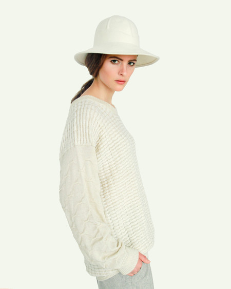 Suzanne Rae Crew Neck Sweater