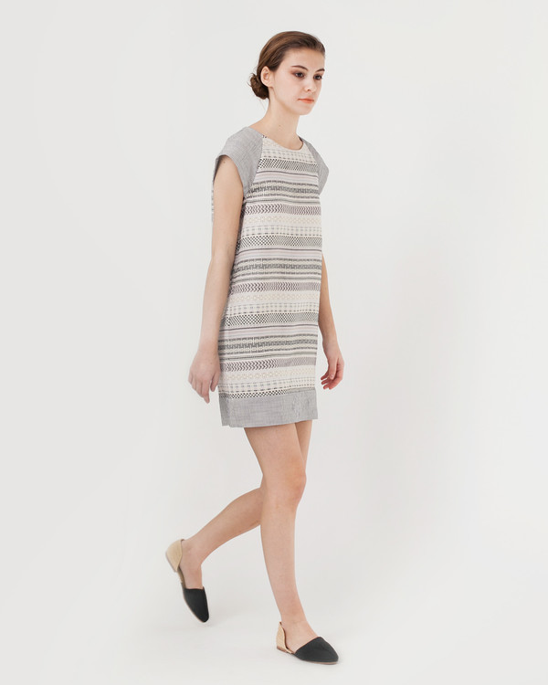 Sessun EdBell Dress in Alba Multicolor