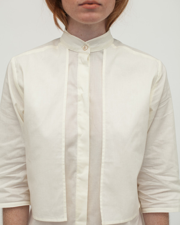 Reality Studio Haru Blouse in Cream