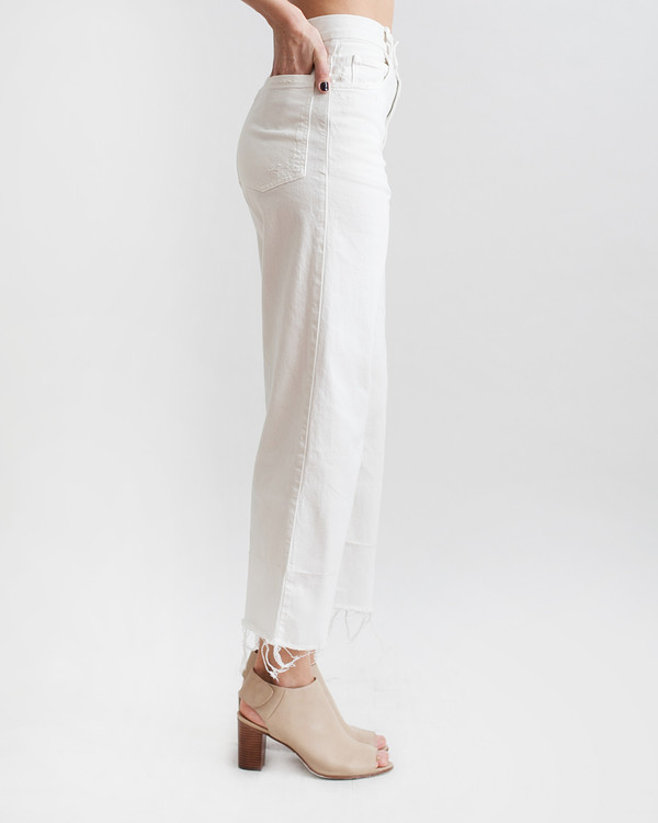 Rachel Comey Legion Denim Pant in White