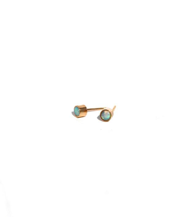 Lumo Opal Studs Earrings