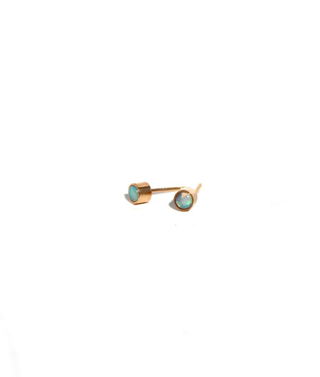 Lumo Opal Studs Earrings